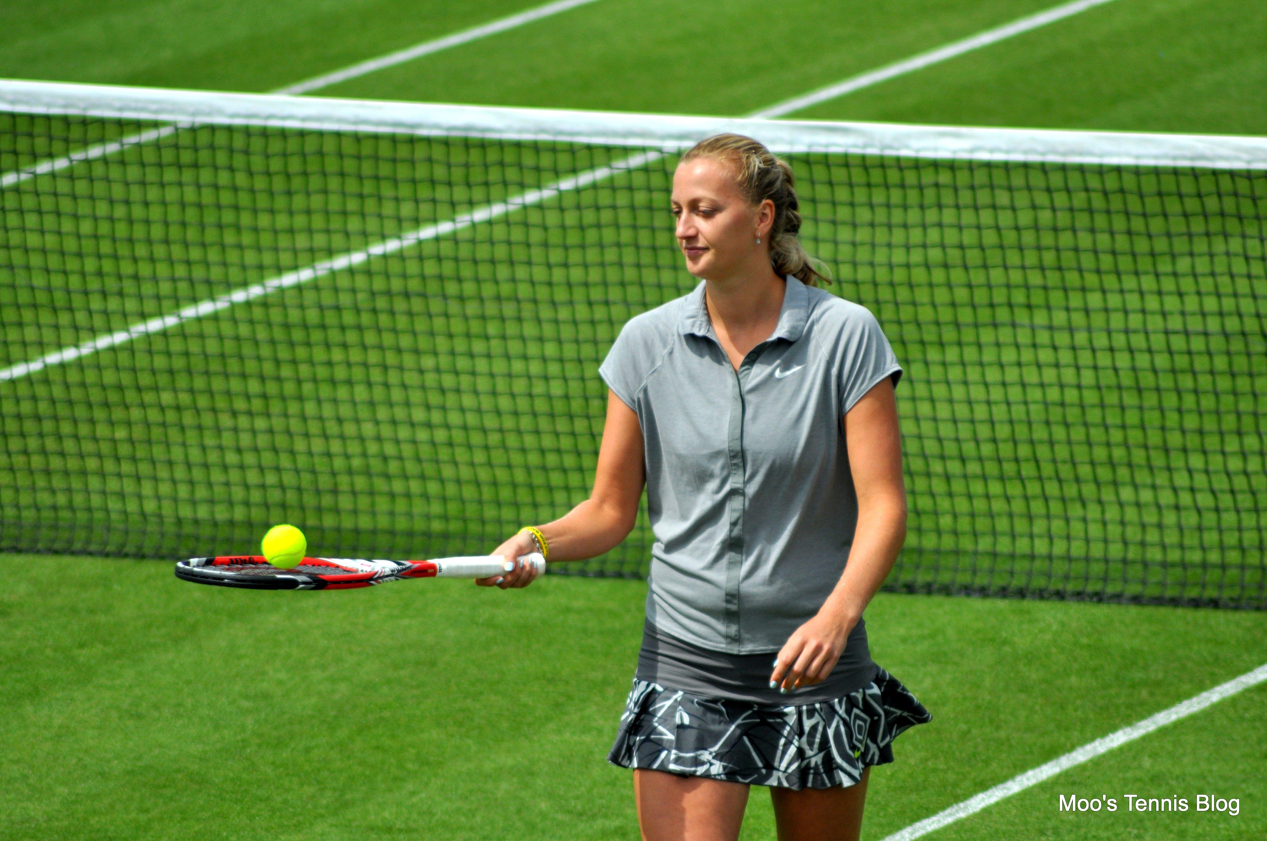 Kvitova Sharapova Wozniacki Seoul