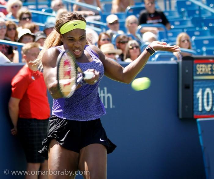 2014_08_13  W&S Tennis Wednesday Serena Williams-2