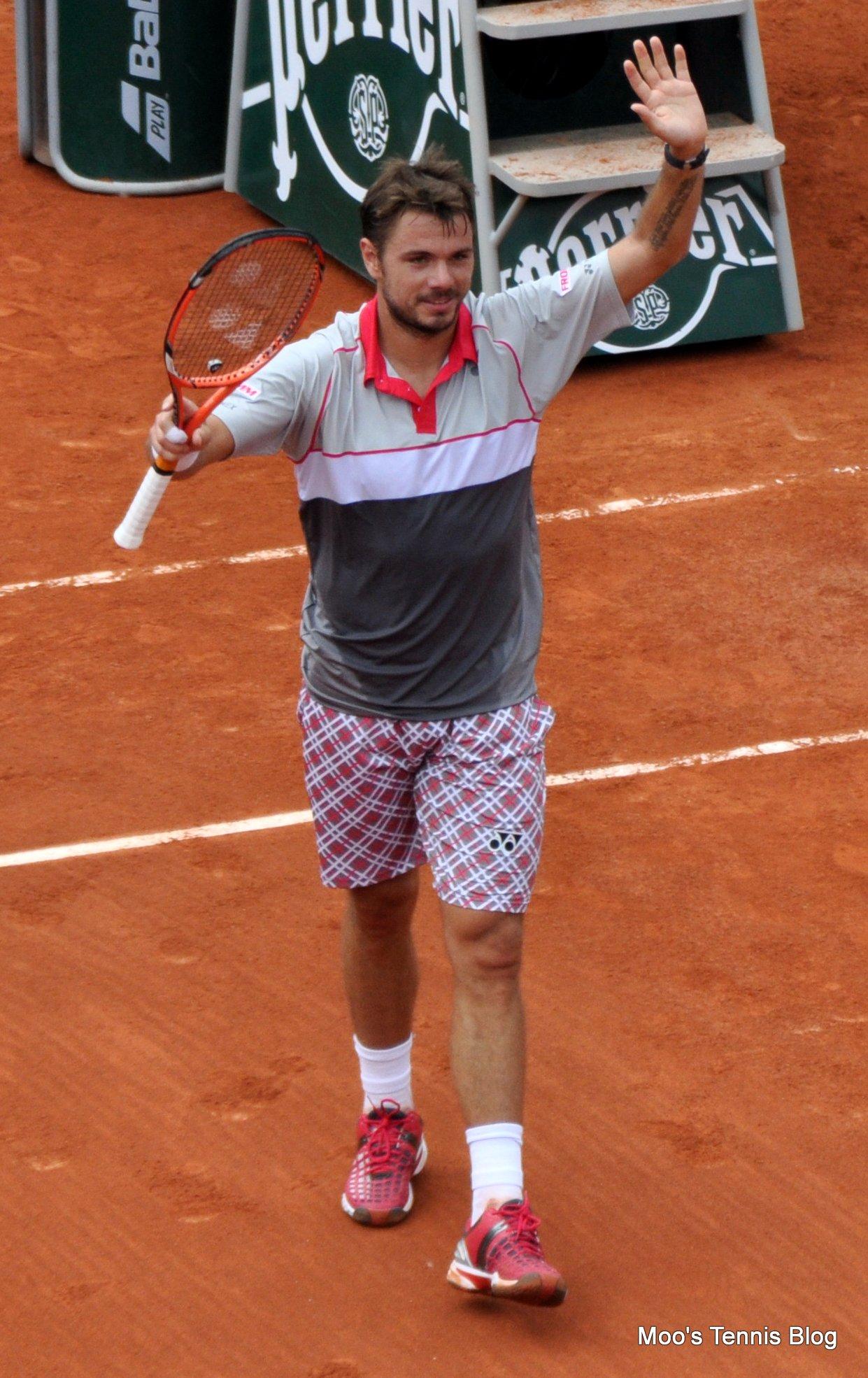 Roland Garros 2015 A day on Suzanne Lenglen Court