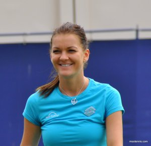 Radwanska