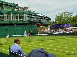 Pliskova Court 17 Wimbledon