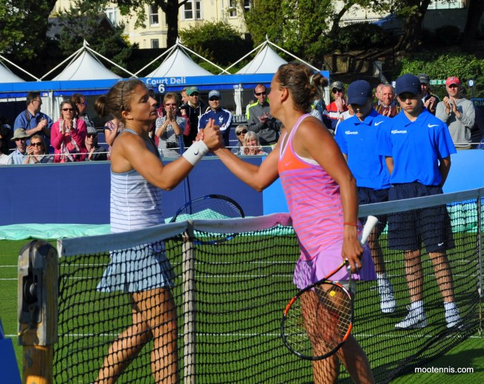 Strycova and Errani