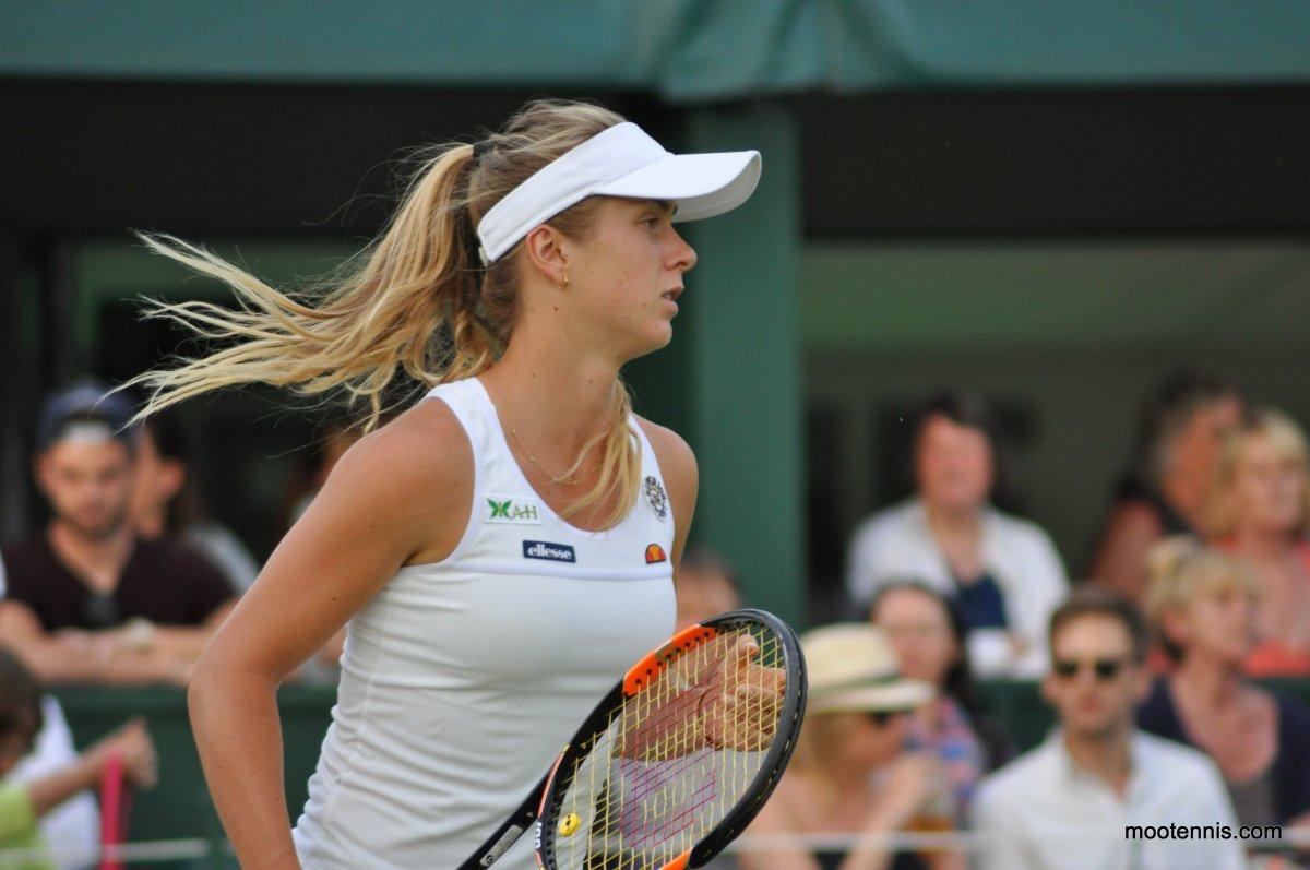 Angelique Kerber v Elina Svitolina: WTA Dubai 2017, Semi ...