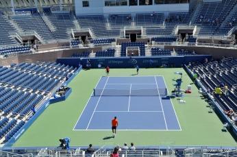 US Open Grandstand