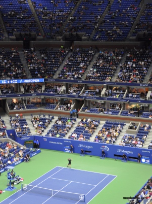 US Open Ashe Night