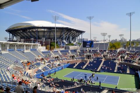 Grandstand US Open