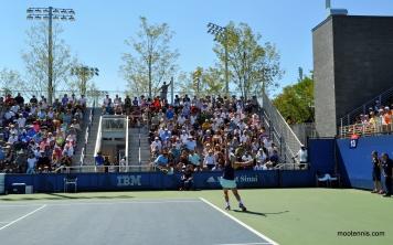 Vandeweghe US Open Court 13