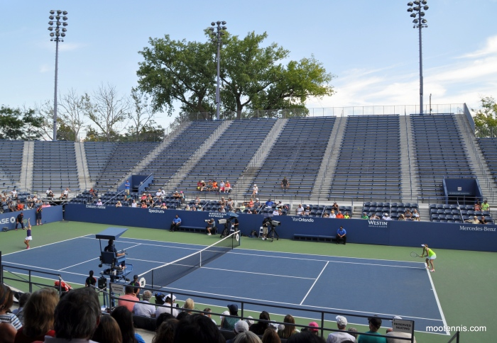 Old Grandstand US Open