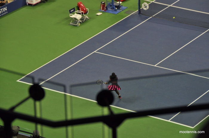Serena US Open Ashe