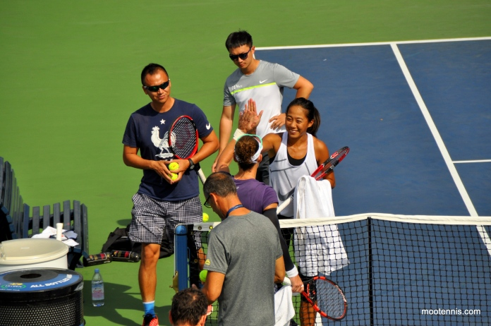 Stosur and Zhang