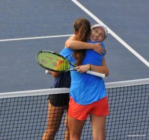 Gavrilova and Kasatkina