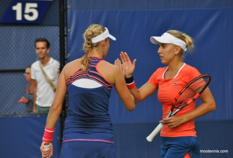 Makarova and Vesnina