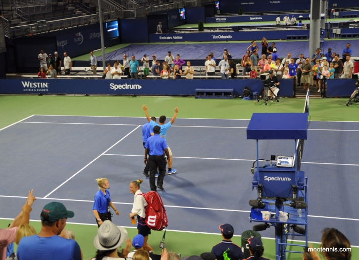 US Open Bondarenko