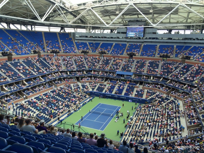 US Open Ashe
