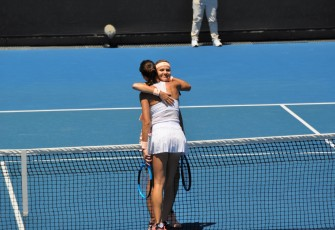 Safarova and Tomljanovic