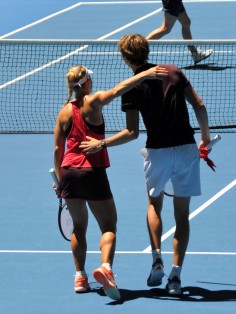 Kerber and Zverev