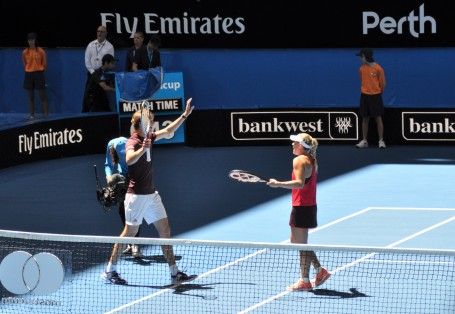 Zverev and Kerber