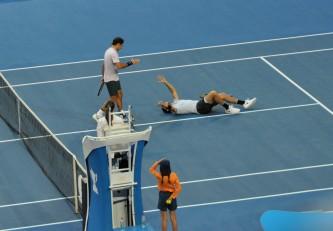 Federer and Sock