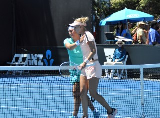 Vesnina and Jabeur