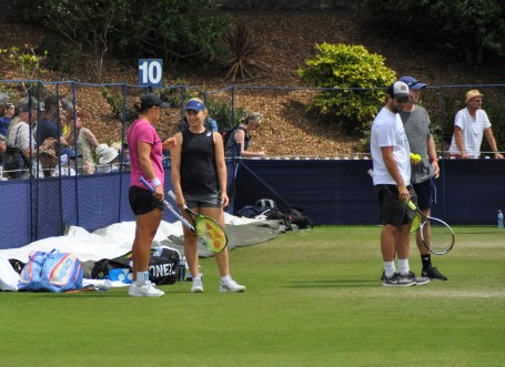 Gavrilova and Barty