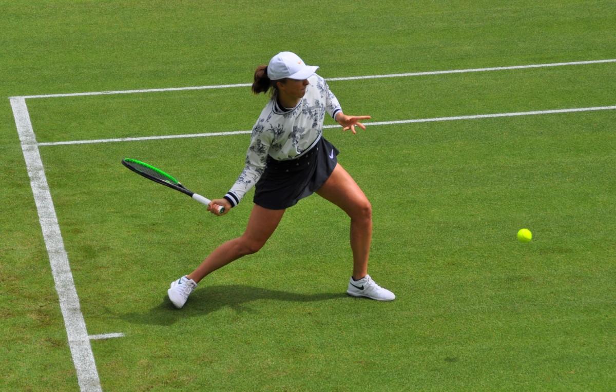 2020 French Open Day 2 Highlights Muguruza Outlasts Zidansek Swiatek S Statement Win Moo S Tennis Blog