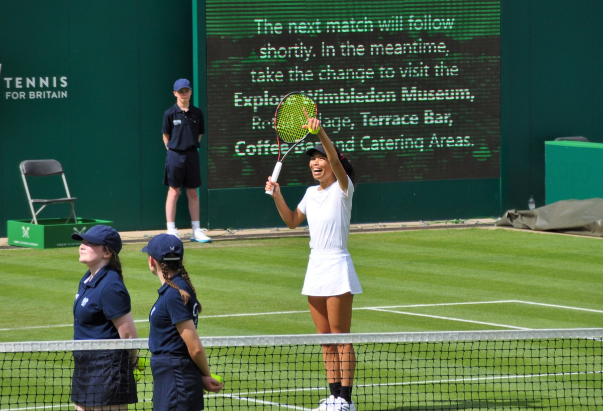 Monday S Set Points Birmingham 2019 Hsieh D Sabalenka Swiatek Saves Mps To Reach Main Draw Moo S Tennis Blog